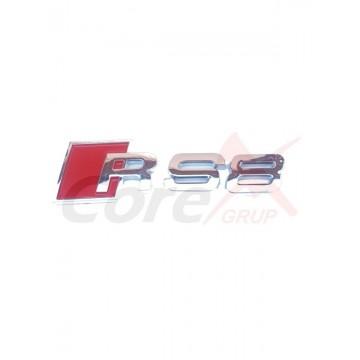 Emblema, Logo Audi RS8