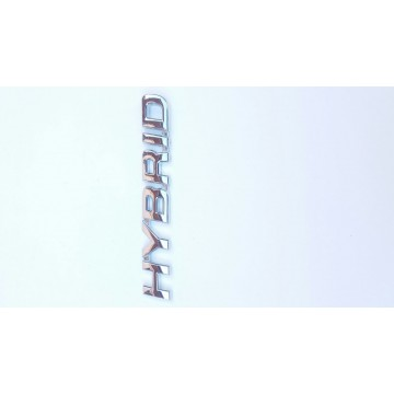 Emblema, Logo Hybrid