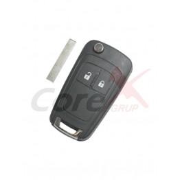 Carcasa cheie Chevrolet 933