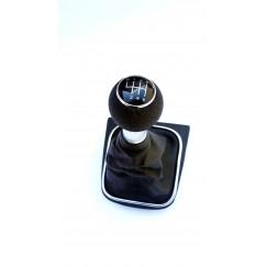 Nuca schimbator Golf 6 ( Audi A3 knob+Golf 6 leather) FX-221
