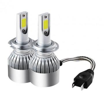 Bec led C6 30w 7800 lumeni H11