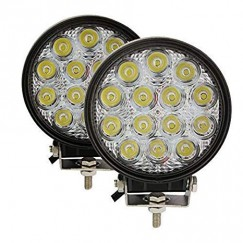 Proiector LED Auto Offroad 42W 12V - 24V
