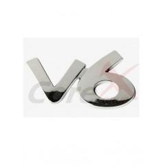 Emblema, logo V6