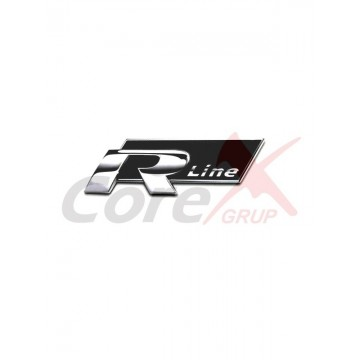 Emblema,logo,sigla R-Line