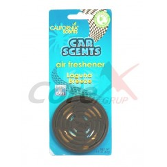 Odorizant Car Scent Carded