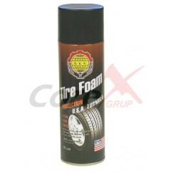 Spuma curatat anvelopa