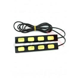 Lumini de zi DRL 4 LED