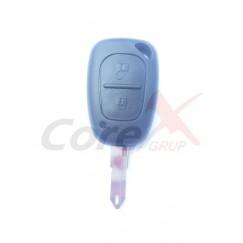 Carcasa cheie Renault 2 butoane