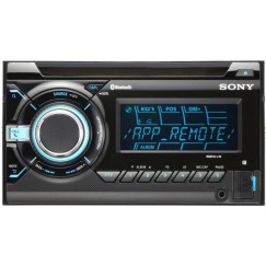 WXGT90BT.EUR   CD/MP3 player auto 2DIN, Bluetooth, USB