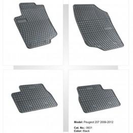 Set covorase HERRMANN pentru PEUGEOT, model, 207, ani fabricatie 2006-2012