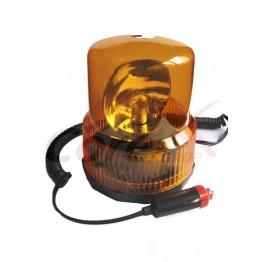Girofar auto 12V tip borcan (magnetic)