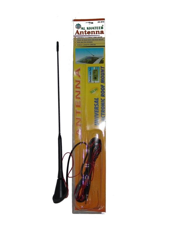 Antena auto cu amplificator