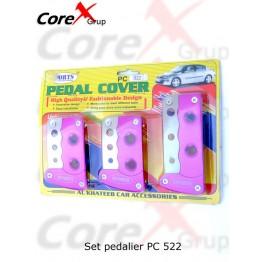 Set pedalier PC 522