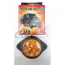 Lampa laterala semnalizare cu led 2V SLD106