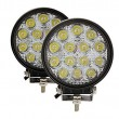 Proiector LED Auto Offroad 42W 12V - 24V..
