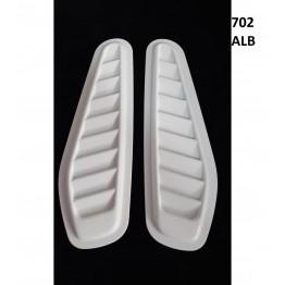 Priza de aer 702 alb